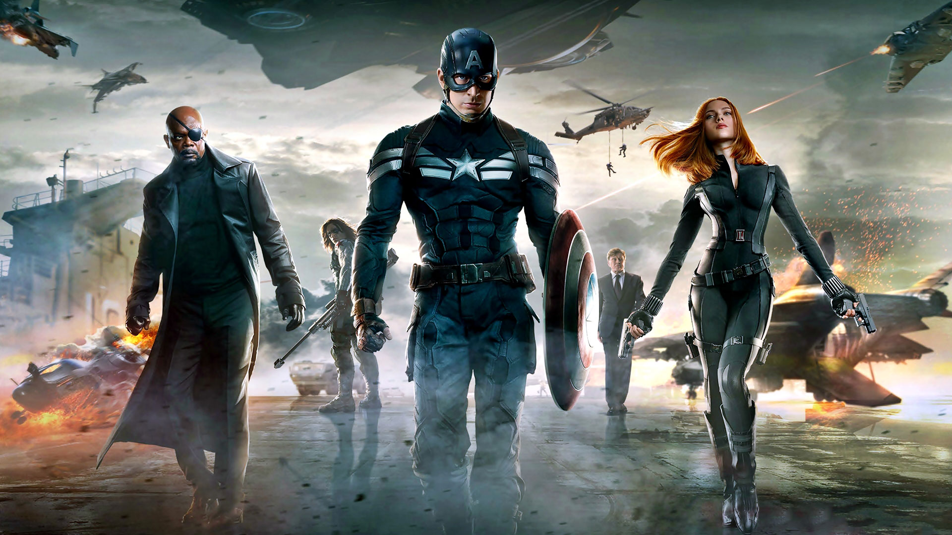 Captain America: The Winter Soldier Full Movie Online