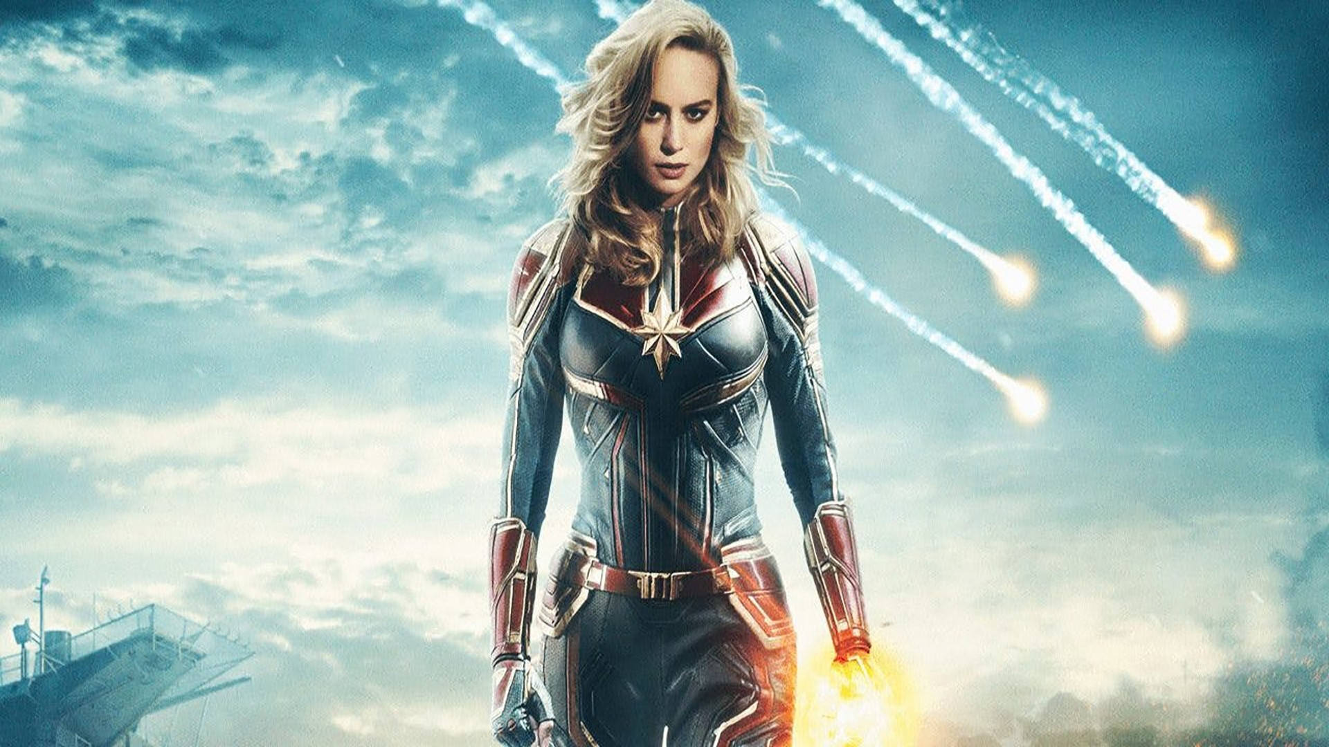Captain Marvel 2019 Full Movie Online